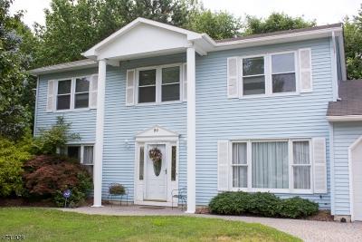 Old Bridge Twp. Single Family Home For Sale: 20 Millburn Ct