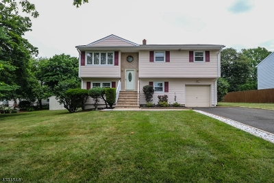 Piscataway Twp. Single Family Home For Sale