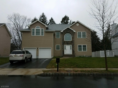 Piscataway Twp. Single Family Home For Sale: 38 Marcel Ln