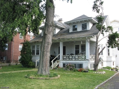 Maplewood Twp. Multi Family Home For Sale: 88 Burnett Ave