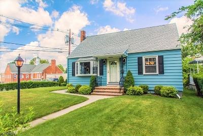 Kenilworth Boro Single Family Home For Sale: 602 Kingston Ave