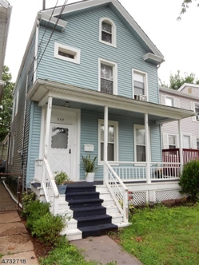 Single Family Home For Sale: 338 Seminary Ave