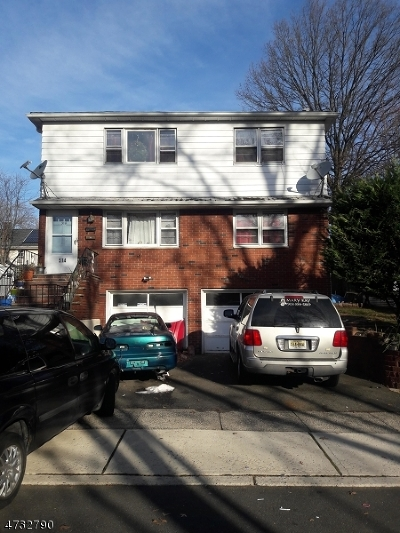 Roselle Boro Multi Family Home For Sale: 514 W 2nd Ave