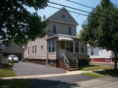 Roselle Park Boro Single Family Home For Sale: 116 Sheridan Ave
