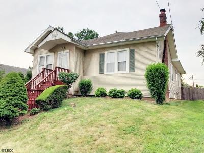 Edison Twp. Single Family Home For Sale: 15 Edgegrove St
