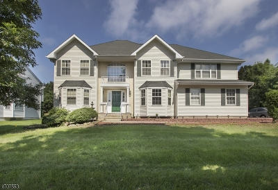 West Orange Twp. Single Family Home For Sale: 6 Galloway Ct