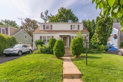 Roselle Boro Single Family Home For Sale: 622 E 2nd Ave