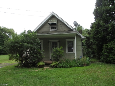 Bridgewater Twp. Single Family Home For Sale: 444 Garretson Rd