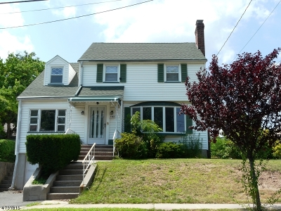 Union Twp. Single Family Home For Sale: 1162 Jeanette Ave