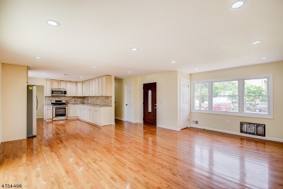 Rahway City Single Family Home For Sale