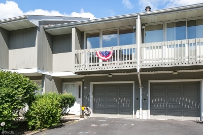 West Orange Twp. Condo/Townhouse For Sale: 144 Marion Dr