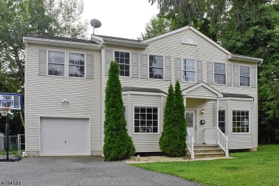 Parsippany-Troy Hills Twp. Single Family Home For Sale: 76 Glenwood Ave