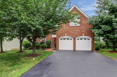 Bernards Twp. Single Family Home For Sale: 18 Watchung Dr