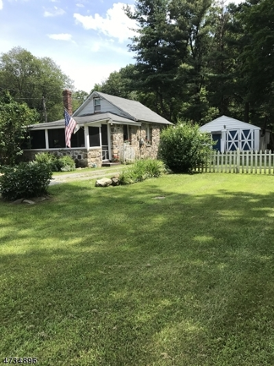 Sparta Twp. Single Family Home For Sale: 548 Glen Rd