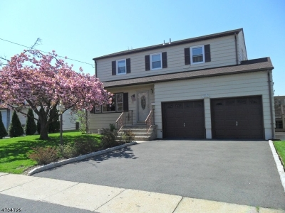 Union Twp. Single Family Home For Sale: 681 Garden St