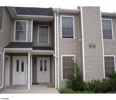 Piscataway Twp. Condo/Townhouse For Sale: 25 Lackland Ave #25