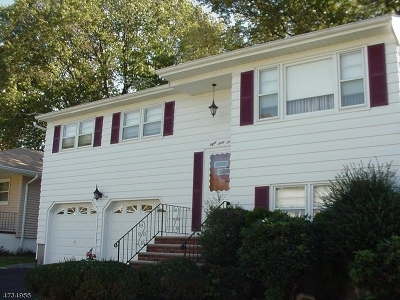 Union Twp. Single Family Home For Sale: 867 Peach Tree Rd