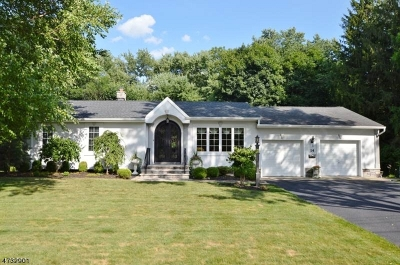 East Hanover Twp. Single Family Home For Sale: 14 Knollcroft Ter