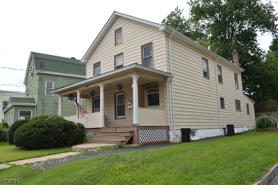 Springfield Twp. Multi Family Home For Sale: 60 Caldwell Pl