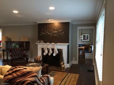 Bernards Twp. Single Family Home For Sale: 147 Spencer Rd
