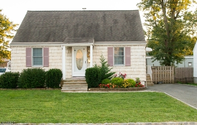 Clark Twp. Single Family Home For Sale: 7 Terry Ln