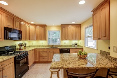 South Orange Village Twp. Single Family Home For Sale: 232 Ward Pl