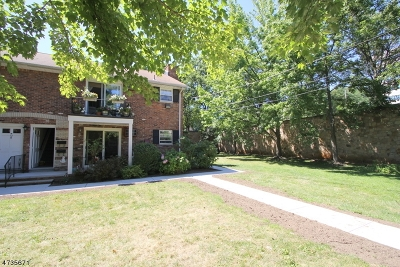 Morristown Condo/Townhouse For Sale: 320 12-0 South St