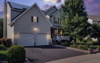 Bridgewater Twp. Single Family Home For Sale: 33 Kiser Ln