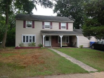 Burlington County Single Family Home For Sale: 52 Bolton Ln
