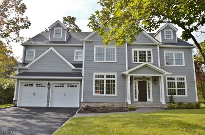 Florham Park Boro Single Family Home For Sale: 11 Tucker St