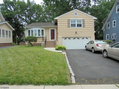 Maplewood Twp. Single Family Home For Sale: 16 Madison Ave