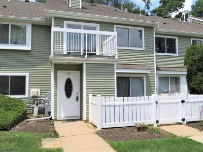South Brunswick Twp. Condo/Townhouse For Sale: 44 Arrowwood Lane