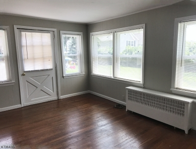 WATCHUNG Rental For Rent: 111 Hillcrest Rd