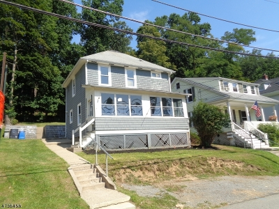 Morris Twp. Single Family Home For Sale: 13 Fairview Pl