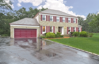 East Hanover Twp. Single Family Home For Sale: 14 Heather Dr