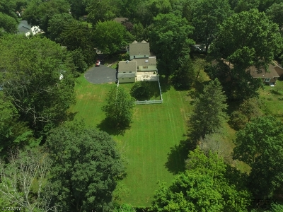Berkeley Heights Twp. Single Family Home For Sale: 77 Springfield Ave