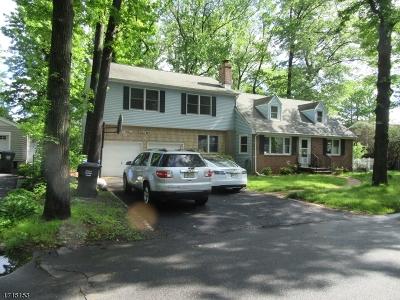 Woodbridge Twp. Single Family Home For Sale: 53 Berkley Ave