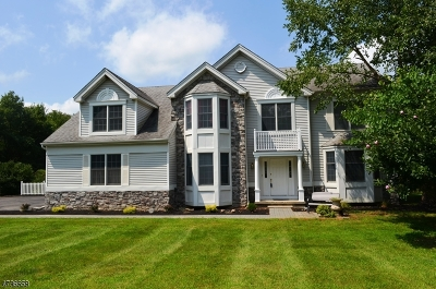 Union Twp. Single Family Home For Sale: 4 Everett Rd