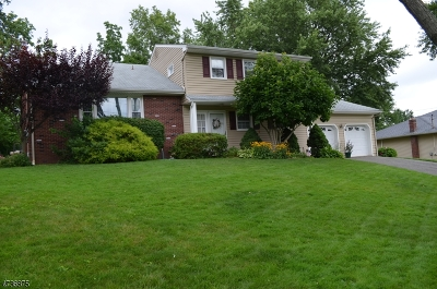 Parsippany Single Family Home For Sale