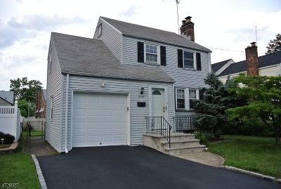 Union Twp. Single Family Home For Sale: 2145 Kay Ave