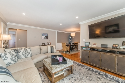 Morristown Condo/Townhouse For Sale: 320 South St #P