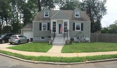 ROSELLE Single Family Home For Sale: 475 Chester Pl