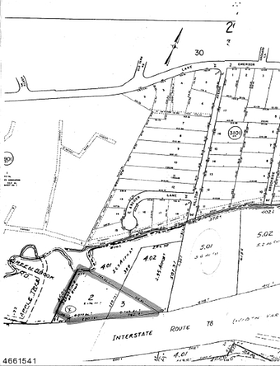 WATCHUNG Residential Lots & Land For Sale: 1 Drift Rd/Route 78
