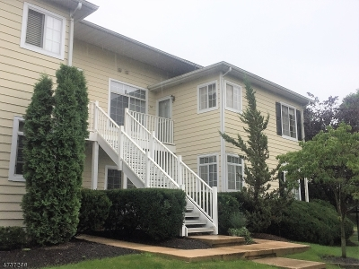 Bedminster Twp. Condo/Townhouse For Sale: 58 Wescott Rd