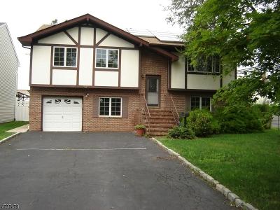 Kenilworth Boro Single Family Home For Sale: 264 Washington Ave