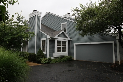 Bedminster Twp. Condo/Townhouse For Sale: 6 Edgemont Lane
