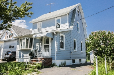 HILLSIDE Single Family Home For Sale: 287 Fitzpatrick St