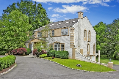WARREN Single Family Home For Sale: 6 Quail Run
