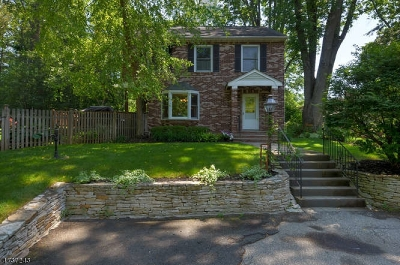 Morris Twp. Single Family Home For Sale: 106 Mill Rd #C