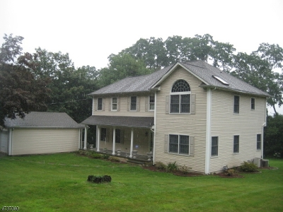 Randolph Twp. Single Family Home For Sale: 210 Reservoir Ave